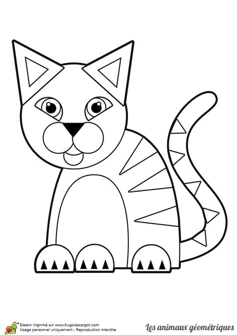 geometric cat coloring page 314 best colouring pages images on pinterest coloring