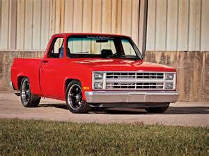 1984 Chevrolet Truck 1984 Chevy C10 Back To The Future Truckin Magazine