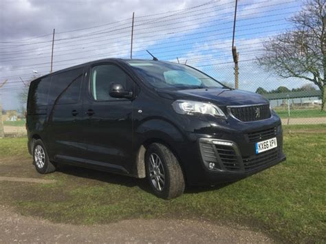 peugeot company car drive peugeot traveller company car review