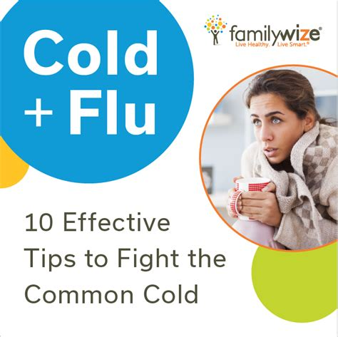 8 Tips To Fight A Cold by 10 Effective Tips To Fight The Common Cold