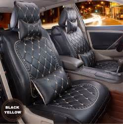 Car Seat Cover For Zest High Quality Luxury Danny Leather Car Seat Cover Universal