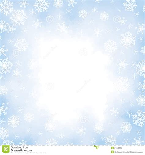 frozen wallpaper vector christmas frozen background with snowflakes royalty free