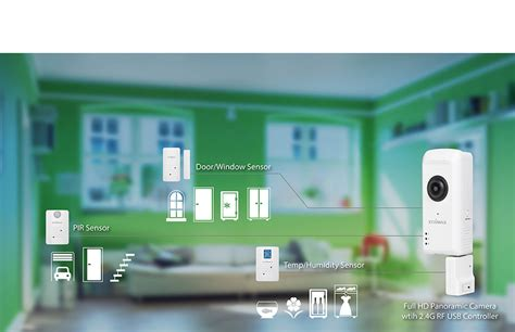 smart items for home edimax smart home connect kit the ideal smart home