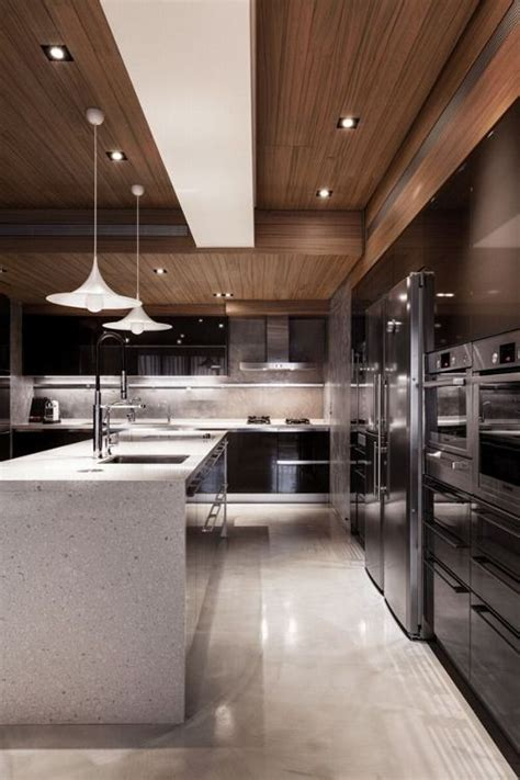 modern kitchen interior best 25 luxury kitchen design ideas on pinterest huge