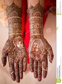 henna hand paint royalty free stock image image 35613446