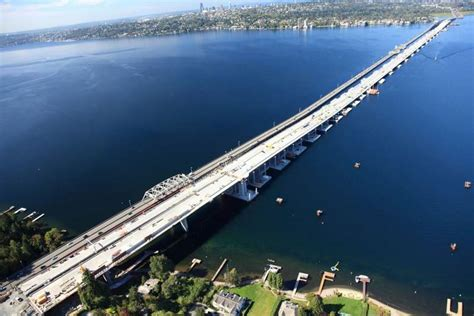 world s wordlesstech world s longest floating bridge