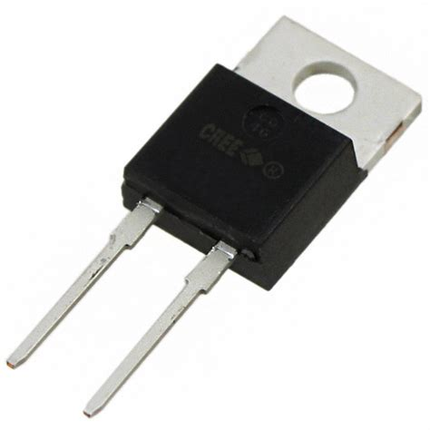 cree schottky diodes c2d10120a cree inc discrete semiconductor products digikey