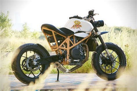 ktm  daisy duke custom motosiklet teknolsun