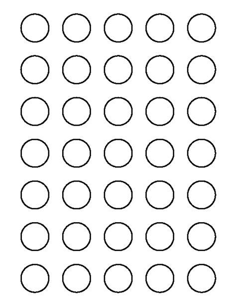 1 inch circle template free pin by muse printables on printable patterns at