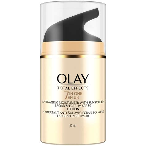 Pembersih Olay Total Effect olay total effects anti aging moisturizer with spf 30 1 7 oz