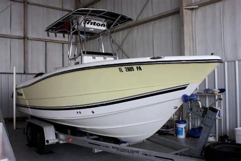 triton boats for sale in florida triton 2286 cc boats for sale in florida