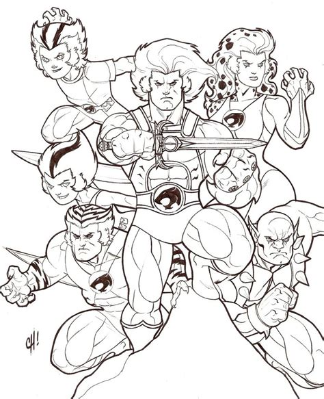 Thundercats Coloring Pages 1000 Images About Coloring Pages On Pinterest Coloring by Thundercats Coloring Pages