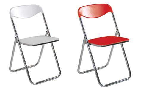 sedia pieghevole sedia pieghevole in plastica leggera con seduta