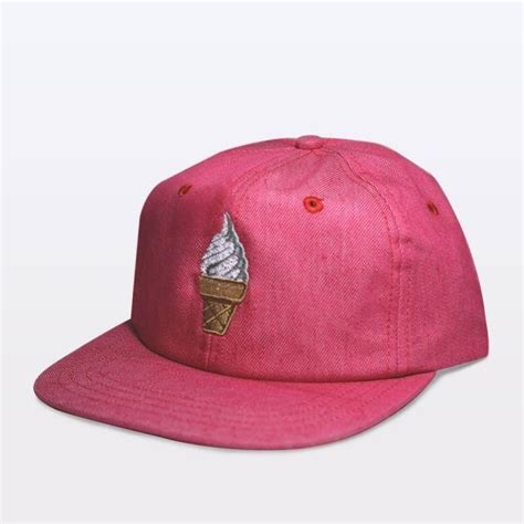 topi snapback vanillaberry marketplays