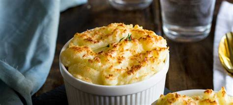 Individual Cottage Pie by Individual Cottage Pie With Cheddar And Thyme Mash