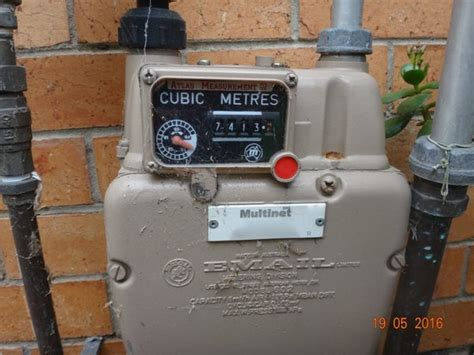 gas meter in bedroom from gas to all electric to solar must be thrifty