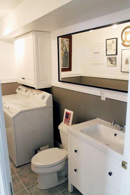 laundry roomhalf bath   afters creative