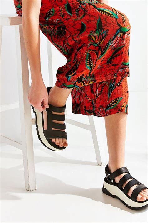 Samora Top Black lyst teva zamora platform sandal in black