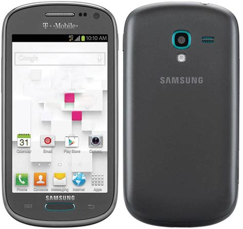 G Samsung Mobile Samsung Galaxy Exhibit Sgh T599 3g Android Smartphone T Mobile Gray Condition Used