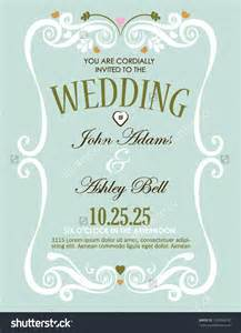 template of wedding invitation wedding invitation card theruntime