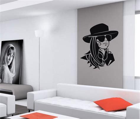 fashion wall stickers stickonmania vinyl wall decals designer fashion