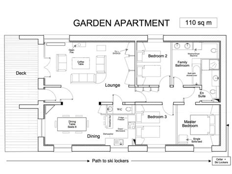 backyard apartment floor plans chetre garden apartment meribel apartments