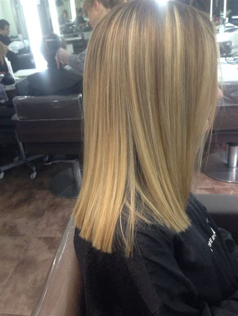 haircut that is all one length all one length hair cut shoulder length all one length
