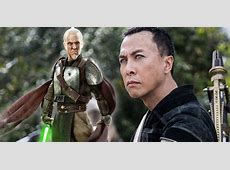 Rogue One Originally Had Force Unleashed Jedi | ScreenRant Lay Groundwork