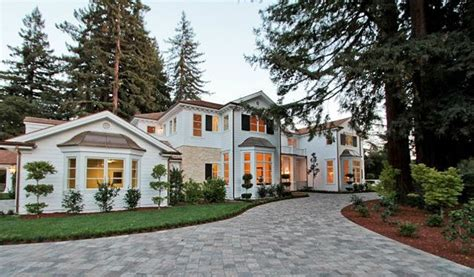 newly listed atherton ca mansions homes   rich