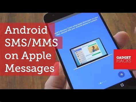 apple messages on android macbook use imessage with an android phone h2techvideos funnydog tv