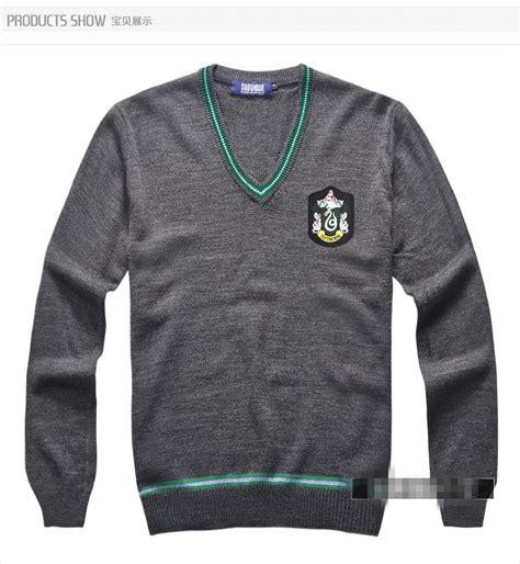 Sweter Harry Potter buy wholesale slytherin sweater from china slytherin sweater wholesalers aliexpress