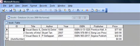 visual basic ado tutorial visual basic lesson 26 using microsoft datagrid control 6 0
