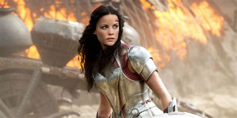 jaimie alexander confirms thor 3 and that s she s lady sif back for thor ragnarok jaimie alexander sounds
