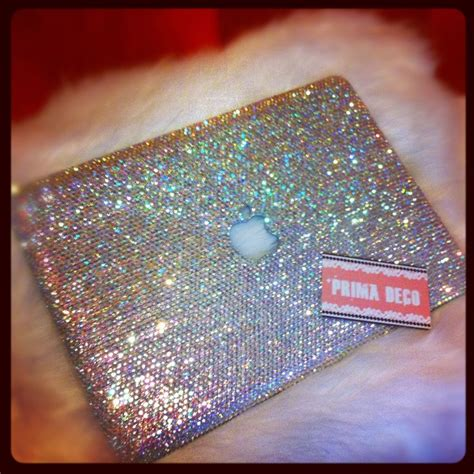 Cover Your Macbook In Bling Bling by Swarovski Laptop For Macbook Pro 13 Quot