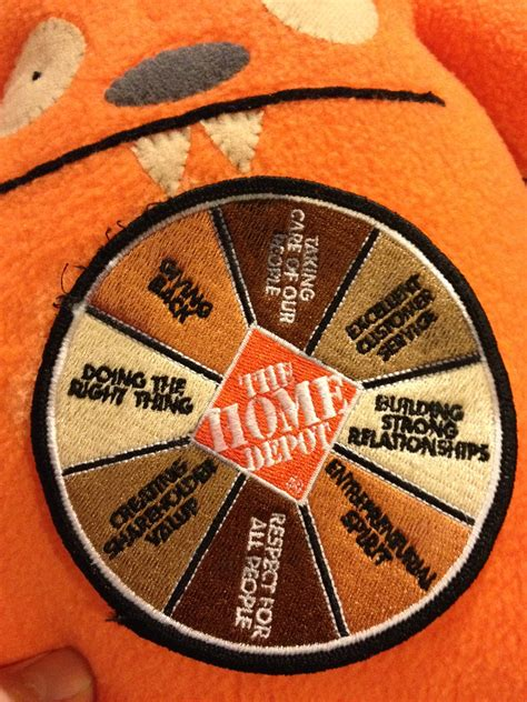 home depot values patch is learning
