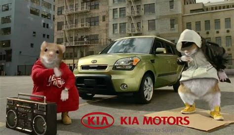 Kia Commercial Hamster Friendly Rides With Kia Soul Drivekia Golden