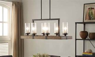 Room Light Fixture by Top 6 Light Fixtures For A Glowing Dining Room Overstock