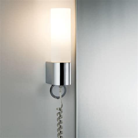 wandleuchte mit kabel für steckdose led badezimmer wandleuchte elektra mit steckdose wohnlicht
