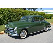 1950 Plymouth DeLuxe For Sale