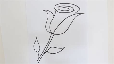 how to draw for beginners free drawing a for beginners how to draw a flower