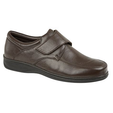 soft leather boots mens roamers mens soft leather casual shoes
