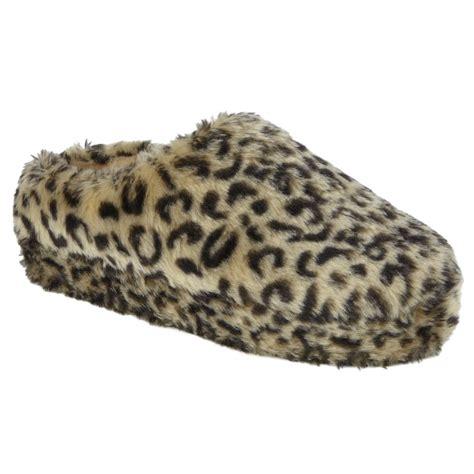leopard slipper socks slippers leopard