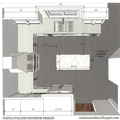 Depth Of Upper Kitchen Cabinets by Renaissance Daze Kitchen Renovation Updating A U Shaped