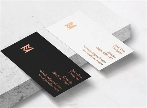 where can i make business cards for free 70 corporate creative business card mockups design shack