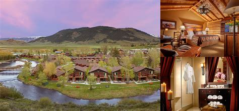 comfort inn jackson wy jackson hole lodging and cabins rustic inn at jackson hole