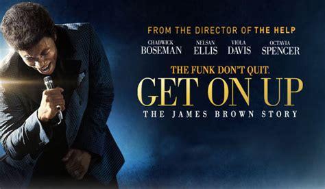 film get up get on up 12a at kinokulture cinema