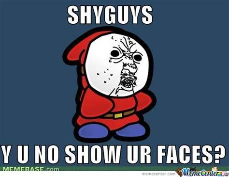 Y U No Meme Face - y u no show face by brandini734 meme center