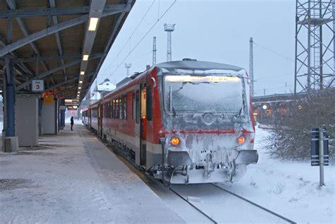 Kleines Bad Neumarkt by 628 589 Am 29 12 13 Bei Der Ausfahrt Aus Dem Bahnhof