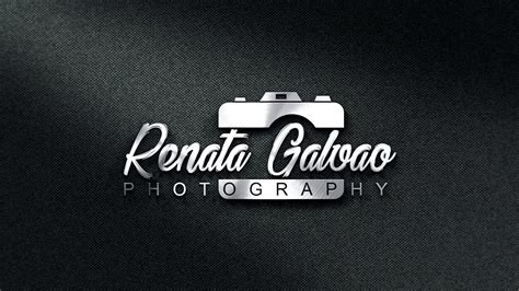 How To Quickly Design Your Own Photography Logo Photoshop Cc Tutorial Phim22 Com Free Photography Logo Templates For Photoshop
