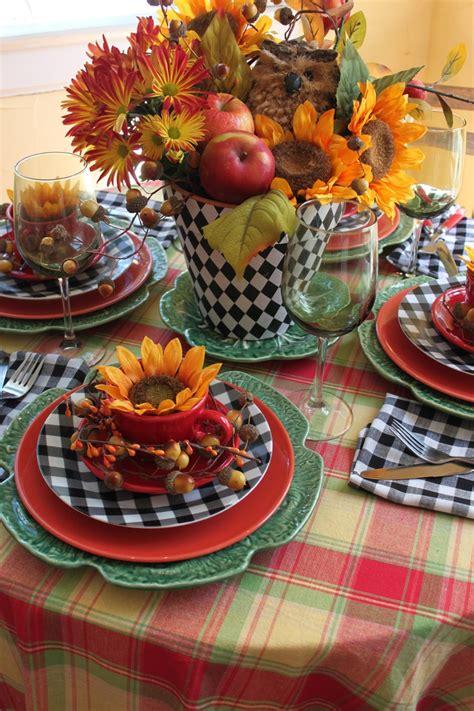 fall table decoration 30 festive fall table decor ideas